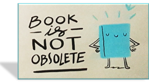 Book-is-not-obsolete