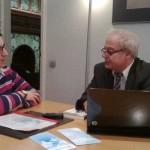 ALBERT PÉREZ NOVELL, CEO DE GLOBALBOOK: «EL LECTOR DEBE IR HACIA EL LIBRO Y NO AL A INVERSA»