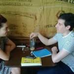 PAULA CORROTO: «CON EL LIBRO DIGITAL SE ROMPEN LAS BARRERAS DEL ESPACIO Y DEL TIEMPO»